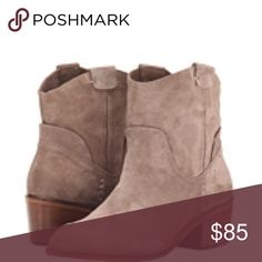 Selling this Dolce Vita 100% Suede Ankle Boots in my Poshmark closet! My username is: blueeyes828b. #shopmycloset #poshmark #fashion #shopping #style #forsale #Dolce Vita #Shoes
