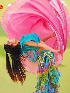 beautiful, belly dancer, body, color, colorful