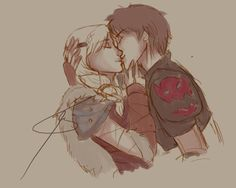 "Hiccup to Astrid- ""Anything for you, Milady. Anything."" Then Hiccup and Astrid shared a kiss."