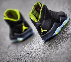 6b8b9ea49bf3 Air Jordan X-Venom Green (Marzec 2014) Data premiery All Jordan Shoes