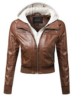 Faux Leather Bomber Military Style Hooded Jacket Plus Size Oatmeal Size 2XL Plus4u http://www.amazon.com/dp/B017I4BJQY/ref=cm_sw_r_pi_dp_MQRpwb1DFGENG