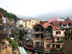 One of my favorite places in the world... Sapa, Vietnam