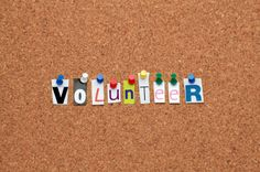 Volunteering warms the heart and soothes the soul.