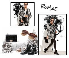 ROMWE  5/10 by eldina12 on Polyvore featuring polyvore fashion style clothing