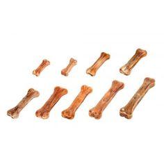 Aus der Kategorie Knochen  gibt es, zum Preis von EUR 22,20  Kauknochen aus Rinderhaut.
