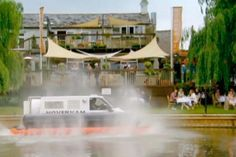 bbc topgear hovervan pictures | Top Gear in dustup over alleged staged hovercraft scene [w/video]