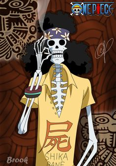 One Piece Brook Wallpaper Picture ~ Click Wallpapers