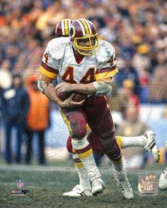 Washington Redskins - John Riggins Photo