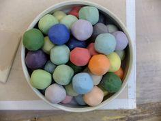 Porcelain Color Samples