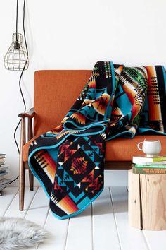 Pendleton Joseph Throw Blanket - Urban Outfitters
