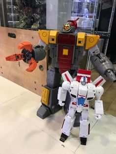 FansToys Terminus Giganticus Unofficial Absurd-Scale Omega Supreme Instructions And Final Product Images