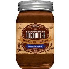 Coconutter - Chocolate Brownie - 15oz