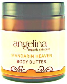 Angelina Organic Skincare products are scientifically formulated and artisan crafted in small batches with deeply nourishing plant oils, butters, extracts and pure essential oils, carefully sourced from the highest quality farms and cooperatives locally and around the world.