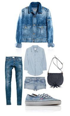 too much #denim?