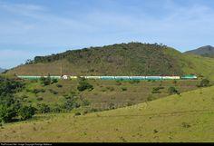 Foto RailPictures.Net: EFVM 1157 EFVM - Estrada de Ferro Vitória a Minas BB40-9WM GE em Barão de Cocais, Minas Gerais, Brasil por Rodrigo Matheus