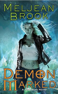 Demon Marked(The Guardians #7) - Meljean Brook