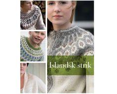 Islandsk strik fra Turbine forlaget - Strikkepinden.com