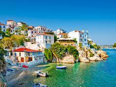 Greece. Yes.
