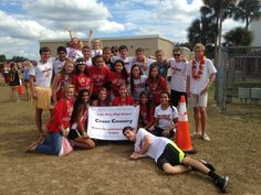 Best XC TEAM I COULD AS FOR