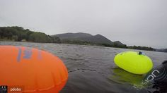 from Paul Dobson @pdobo . . . #Bassenthwaite #newwaveswimbuoy #Ullockpike #Skiddaw #doddwood #Wildswim #wildswimming