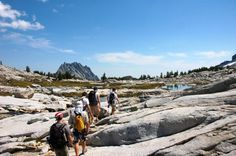 Hiking through the Enchantments can be difficult, but the scenery makes it worth every step along the way. If you're not up for the major haul, there are luckily still plenty of photos and videos to admire all of the fairy tale surroundings.