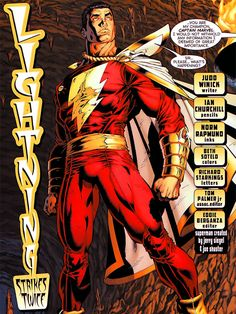 Shazam! (Captain Marvel)