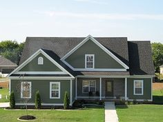 56 best houses with green siding images house siding diy ideas rh pinterest com