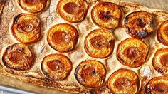 One-Hour Apricot and Almond Galette   Bon Appetit Recipe