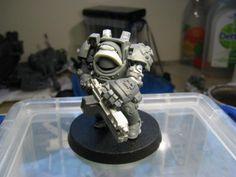 Conversion, Starcraft, Terminator Armor, Terran
