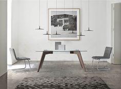 Mesas de refeições com design Dining tables with design www.intense-mobiliario.com  Skind http://intense-mobiliario.com/product.php?id_product=8859