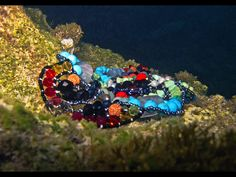 Amazing underwater photo-shoot with Musesa Jewellery pieces in Rhodes Island - Greece. Photo by Ris-Rad.