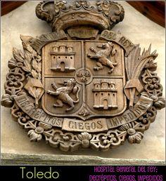 escudo en Toledo