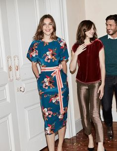 Robyn Dress WW171 Special Occasion Dresses at Boden