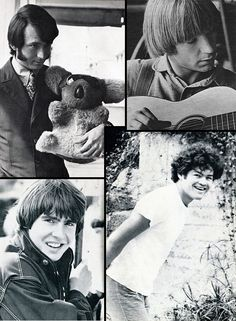 The Monkees #1960s #music #monkees