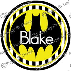 Boy's Personalized Batman TShirt Perfect for by preppybydesign, $18.00
