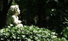 Der Alte Südfriedhof in München ( Text ©Alexander Langheiter, Fotografie © Wolfgang Lauter)