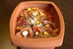 Piersi z kurczaka z garnka rzymskiego Acai Bowl, Food And Drink, Cooking, Breakfast, Acai Berry Bowl, Kitchen, Morning Coffee, Brewing, Cuisine