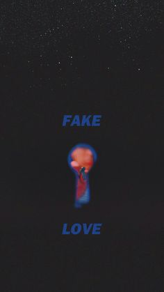 #BTS FAKE LOVE