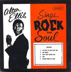 Alton Ellis - Sings rock and soul - Rocksteady