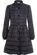 RED Valentino Quilted down coat  NET-A-PORTER.COM