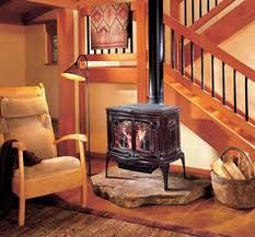 hearth....  I like this for the basement.  very simple.