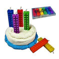 Lego Candles | Stupid.com