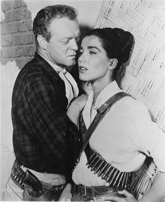 Wings Of The Hawk (1953) -  Van Heflin, Julie Adams