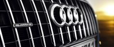 Audi Records High Sales Volumes in April