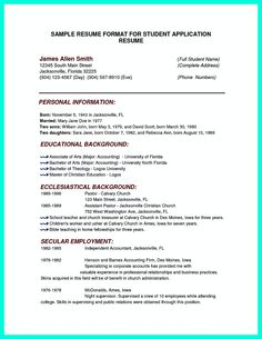 for high school students it is sometimes troublesome to write college admission resume simple actually college admission resume is scanned summary - Scholarship Resume