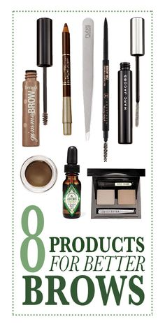 27 Amazing Brow Products Allure Editors Can't Live Without All Things Beauty, Beauty Make Up, My Beauty, Health And Beauty, Beauty Hacks, Hair Beauty, Beauty Tips, Beauty Products, Kiss Makeup