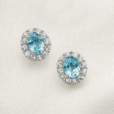 Buy Regency Topaz Earrings from Museum Selection.