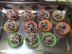 Chocolate hedgehogs ^^