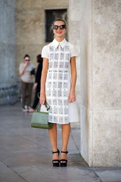 122 of the best outfits seen at Paris Fashion Week so far