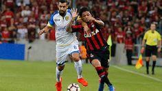 Blog Esportivo do Suíço: Em jogo com duas viradas, Atlético-PR empata com o Deportivo Capiatá